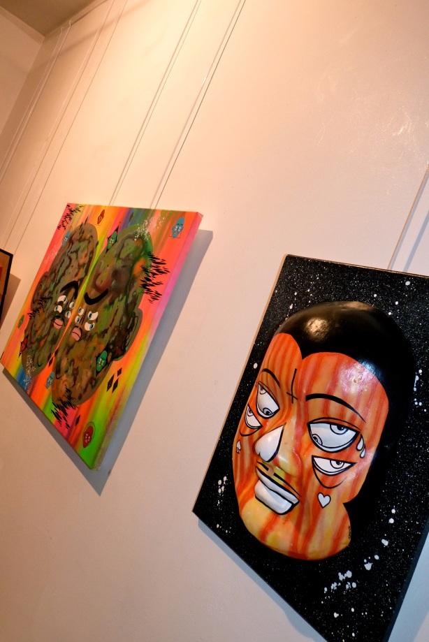 Kashink, galerie ligne 13 - 05